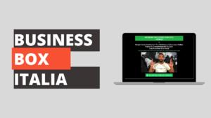 business box italia recenisone