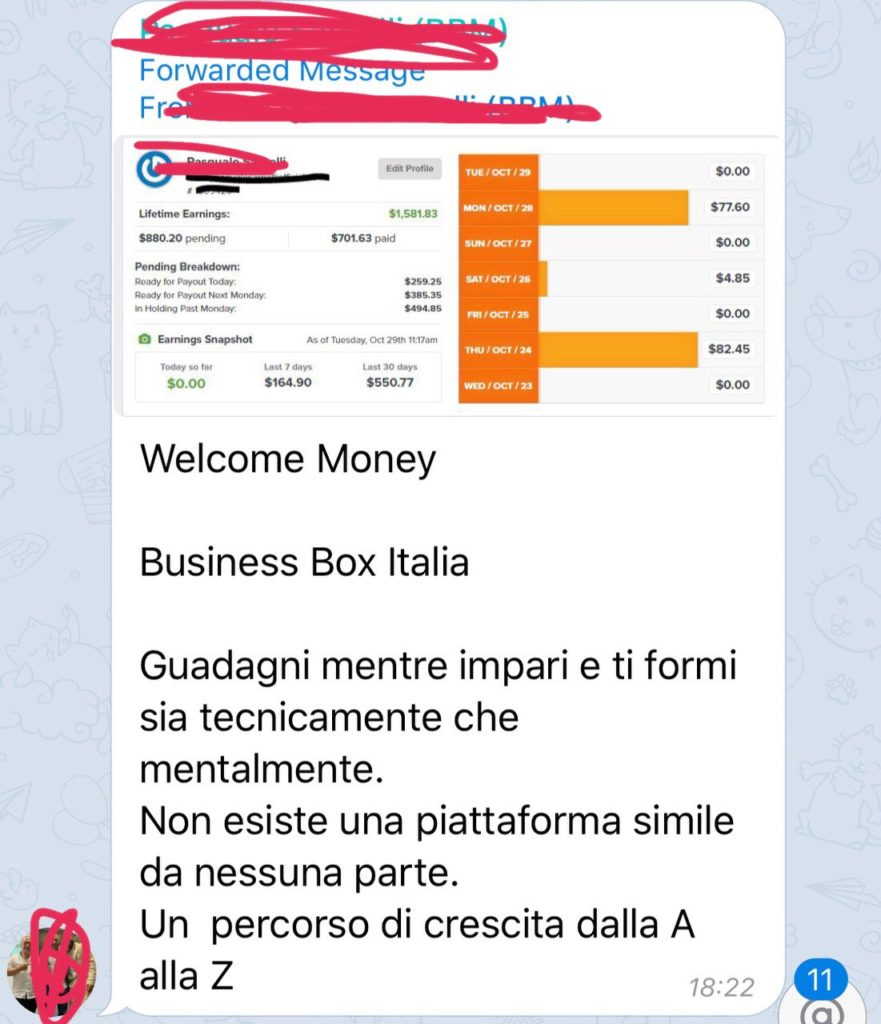 recensioni Business box italia
