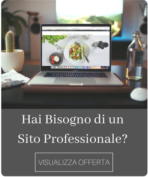 realizzazione siti web professionali economici
