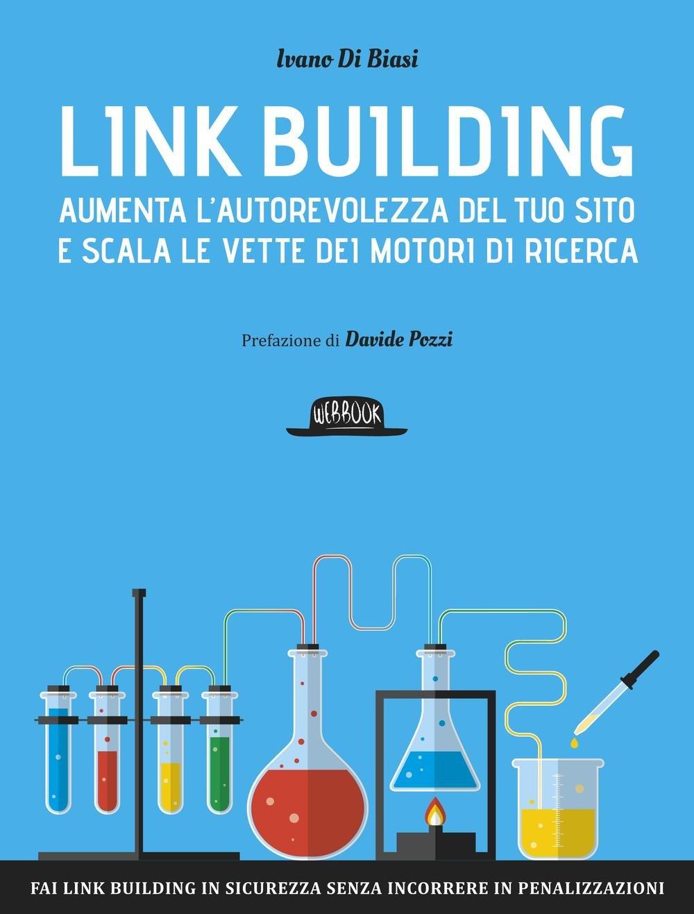link building avanzata libro