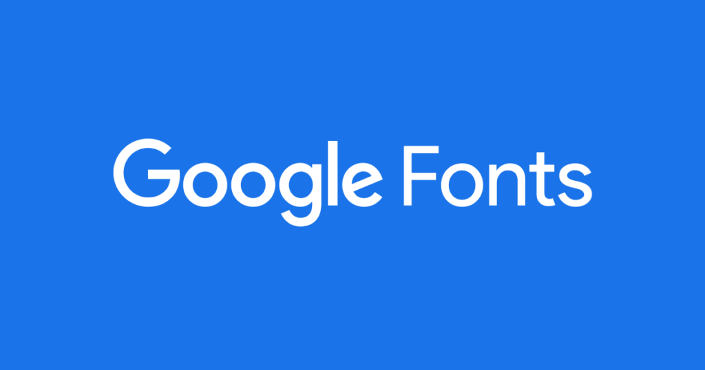 google fonts generatepress premium